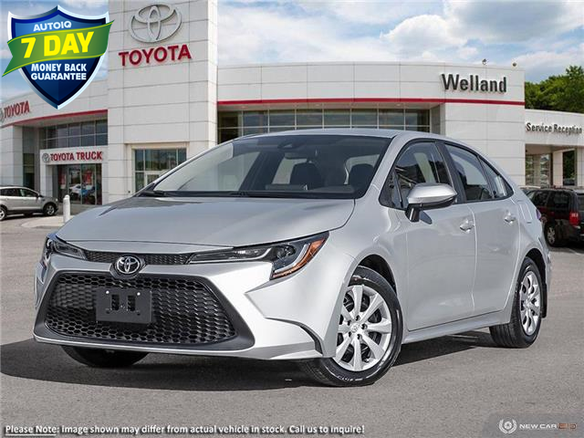 2021 Toyota Corolla LE (Stk: M7354) in Welland - Image 1 of 22