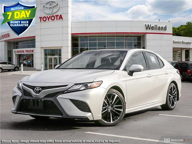 2020 Toyota Camry XSE (Stk: L7092) in Welland - Image 1 of 24