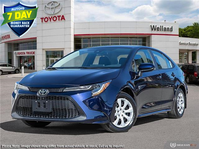 2021 Toyota Corolla LE (Stk: M7292) in Welland - Image 1 of 24