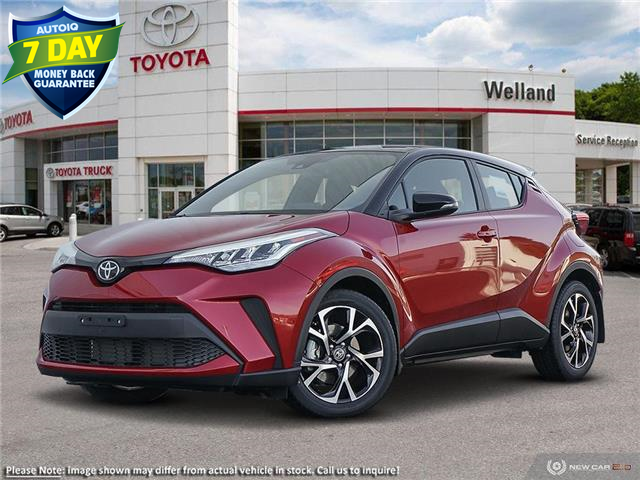 2021 Toyota C-HR XLE Premium (Stk: M7371) in Welland - Image 1 of 24
