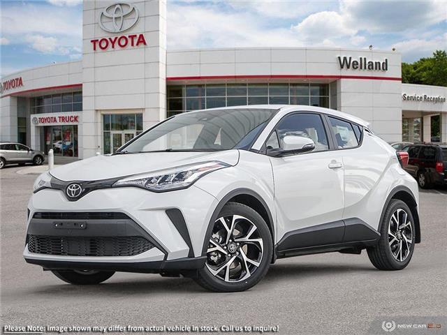 2021 Toyota C-HR XLE Premium (Stk: M7418) in Welland - Image 1 of 24