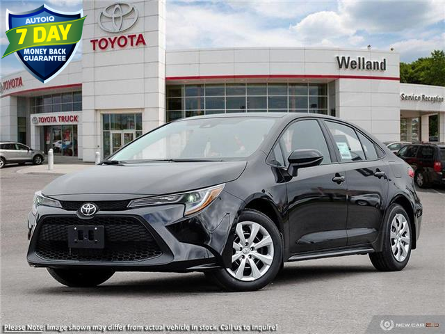 2021 Toyota Corolla LE (Stk: M7417) in Welland - Image 1 of 24