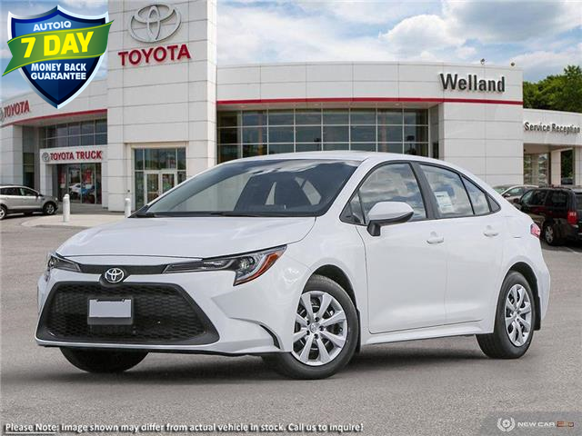 2021 Toyota Corolla LE (Stk: M7280) in Welland - Image 1 of 24
