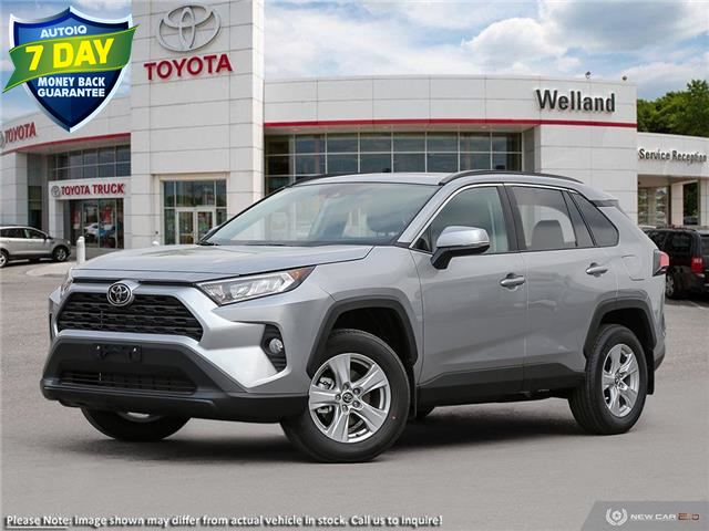 2021 Toyota RAV4 XLE (Stk: M7373) in Welland - Image 1 of 24