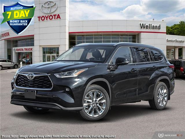2021 Toyota Highlander Limited (Stk: M7500) in Welland - Image 1 of 24