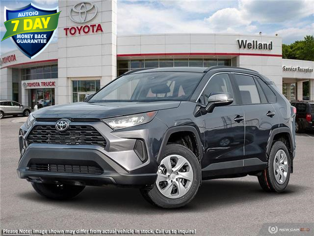 2021 Toyota RAV4 LE (Stk: M7509) in Welland - Image 1 of 24