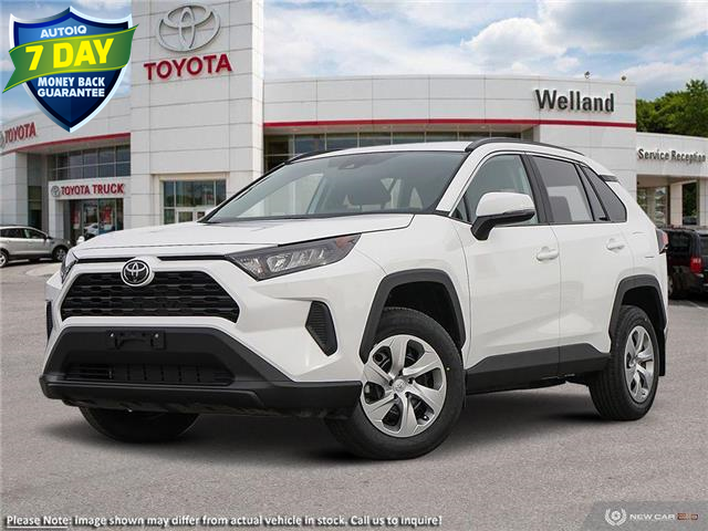 2021 Toyota RAV4 LE (Stk: M7512) in Welland - Image 1 of 24