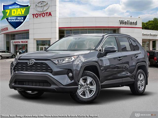 2021 Toyota RAV4 XLE (Stk: M7516) in Welland - Image 1 of 24