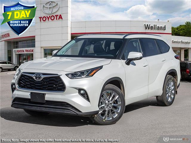 2021 Toyota Highlander Limited (Stk: M7580) in Welland - Image 1 of 24