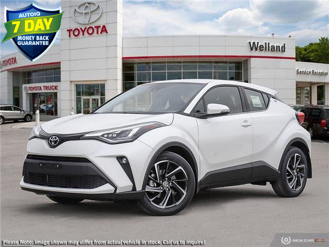 2021 Toyota C-HR Limited (Stk: M7589) in Welland - Image 1 of 24