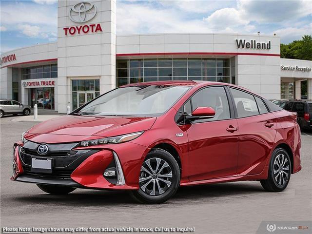 2021 Toyota Prius Prime Upgrade (Stk: M7660) in Welland - Image 1 of 23