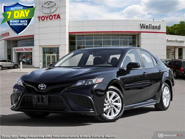 2021 Toyota Camry SE (Stk: M7752) in Welland - Image 1 of 24