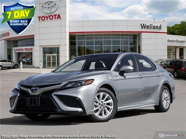2021 Toyota Camry SE (Stk: M7762) in Welland - Image 1 of 24