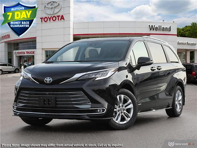 2021 Toyota Sienna Limited 7-Passenger (Stk: M7771) in Welland - Image 1 of 10