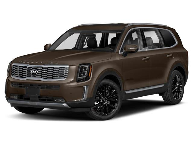 2021 Kia Telluride Nightsky (Stk: K21196) in Listowel - Image 1 of 9