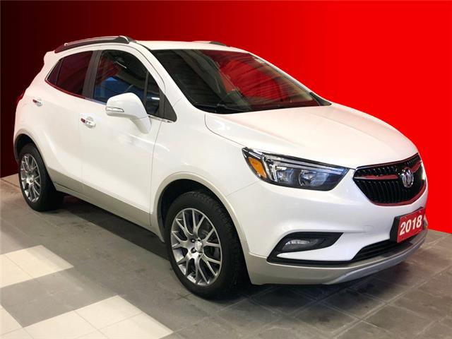 2018 Buick Encore Sport Touring (Stk: K20307A) in Listowel - Image 1 of 19