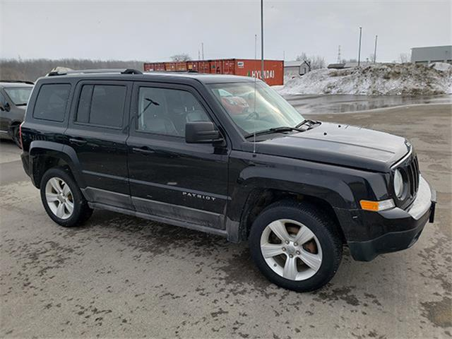 2011 Jeep Patriot Limited (Stk: S21121A) in Stratford - Image 1 of 5