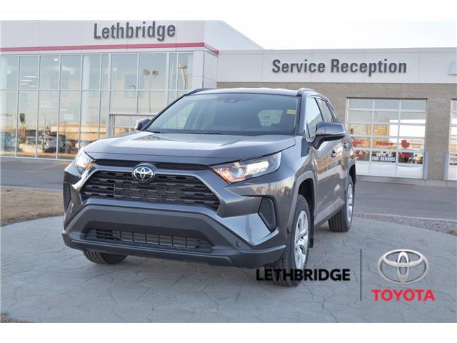 2021 Toyota RAV4 LE (Stk: 1RA1270) in Lethbridge - Image 1 of 22