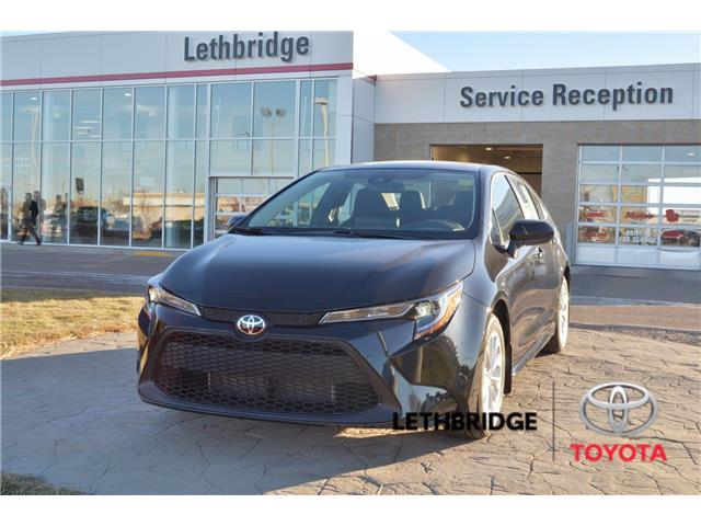 2021 Toyota Corolla LE (Stk: 1CO3242) in Lethbridge - Image 1 of 26