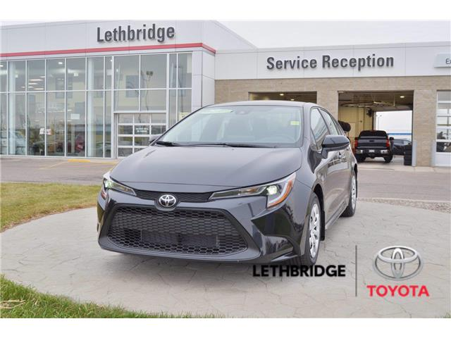 2021 Toyota Corolla LE (Stk: 1CO3506) in Lethbridge - Image 1 of 29