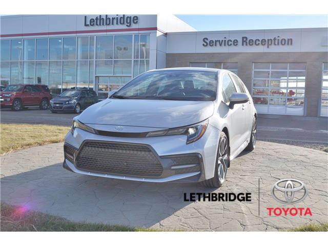 2021 Toyota Corolla SE (Stk: 1CO8893) in Lethbridge - Image 1 of 26