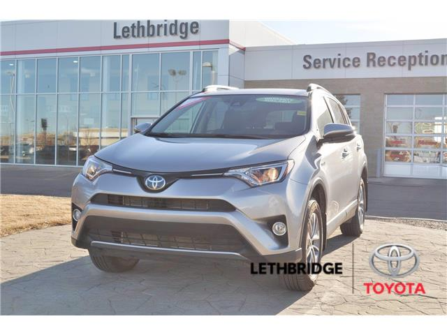 2018 Toyota RAV4 Hybrid LE+ (Stk: UT8035A) in Lethbridge - Image 1 of 29