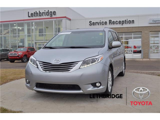 2017 Toyota Sienna XLE 7 Passenger (Stk: UT6294A) in Lethbridge - Image 1 of 30