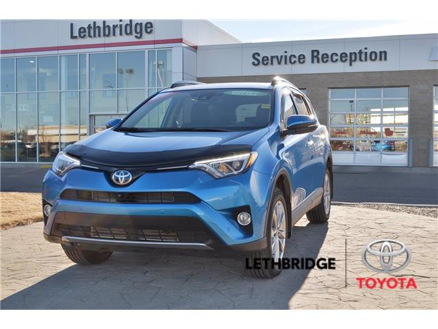 2017 Toyota RAV4 Hybrid Limited (Stk: UT3570A) in Lethbridge - Image 1 of 30