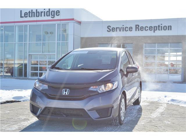 2015 Honda Fit LX (Stk: UC2921A) in Lethbridge - Image 1 of 23