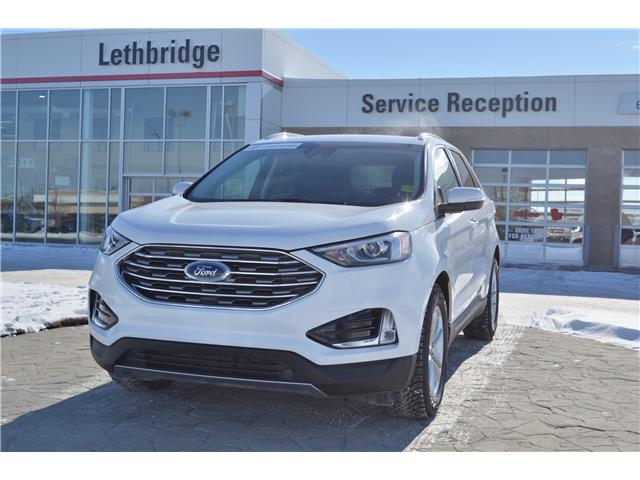 2019 Ford Edge SEL (Stk: UT8589A) in Lethbridge - Image 1 of 30