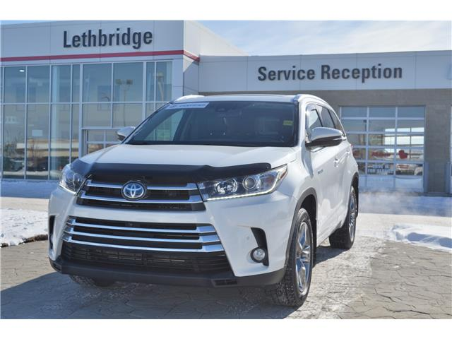 2017 Toyota Highlander Hybrid Limited (Stk: UT1864A) in Lethbridge - Image 1 of 30