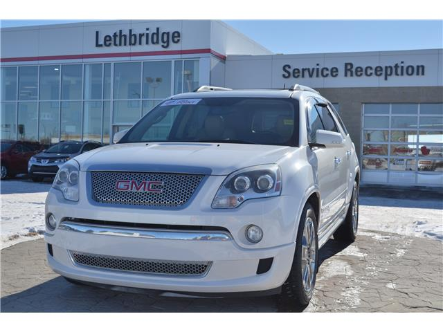 2012 GMC Acadia Denali (Stk: UT3145A) in Lethbridge - Image 1 of 30