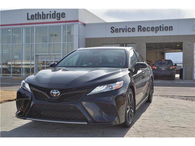 2020 Toyota Camry XSE V6 (Stk: 0CA4588) in Lethbridge - Image 1 of 30