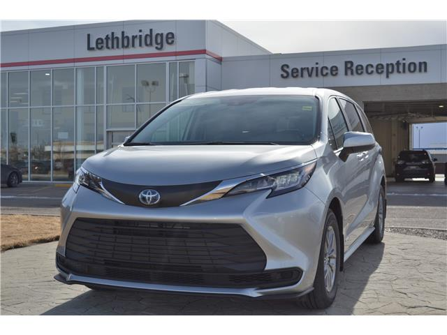 2021 Toyota Sienna LE 8-Passenger (Stk: 1SI2252) in Lethbridge - Image 1 of 26