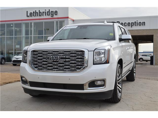 2018 GMC Yukon XL Denali (Stk: UT2719A) in Lethbridge - Image 1 of 36
