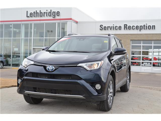 2017 Toyota RAV4 Hybrid LE+ (Stk: UT1266A) in Lethbridge - Image 1 of 27