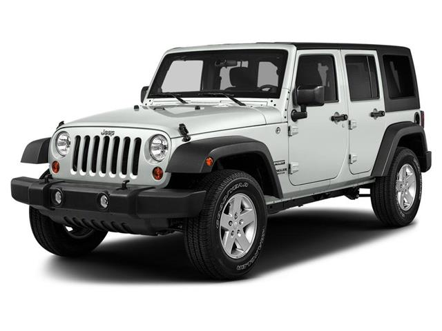 2017 Jeep Wrangler Unlimited Sport (Stk: UT9361B) in Lethbridge - Image 1 of 10