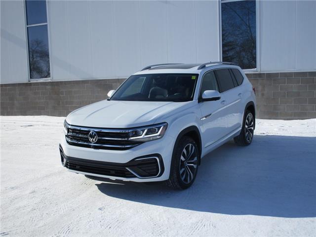 2021 Volkswagen Atlas 3.6 FSI Execline (Stk: 210251) in Regina - Image 1 of 48