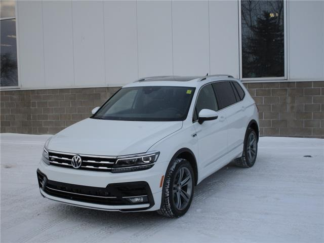 2021 Volkswagen Tiguan Highline (Stk: 210261) in Regina - Image 1 of 47