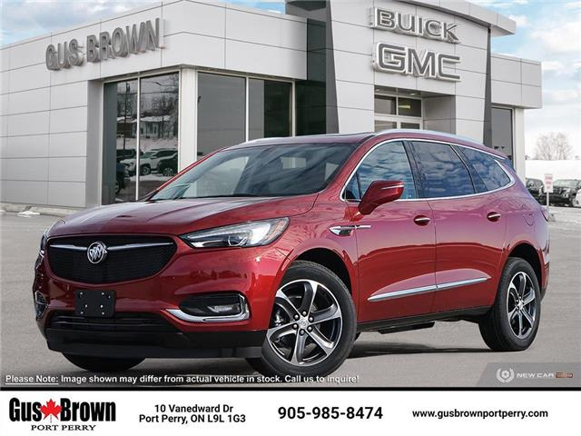 2021 Buick Enclave Essence (Stk: J121327) in PORT PERRY - Image 1 of 23