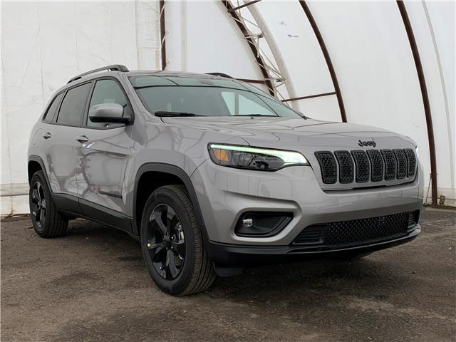 2021 Jeep Cherokee Altitude (Stk: 210041) in Ottawa - Image 1 of 30