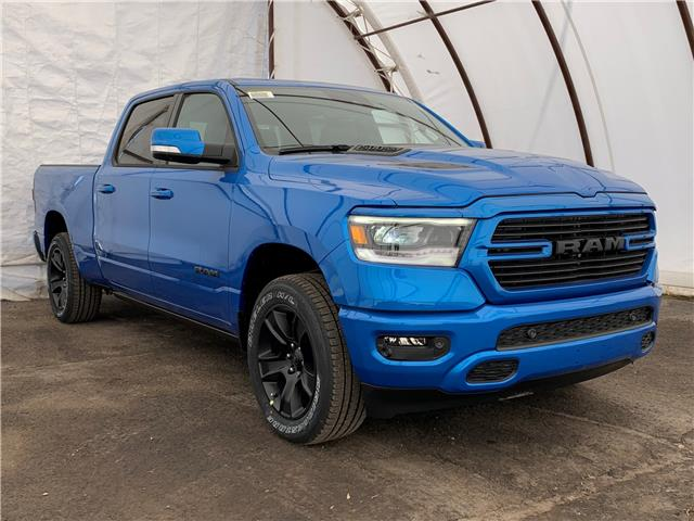 2021 RAM 1500 Sport (Stk: 210221) in Ottawa - Image 1 of 42