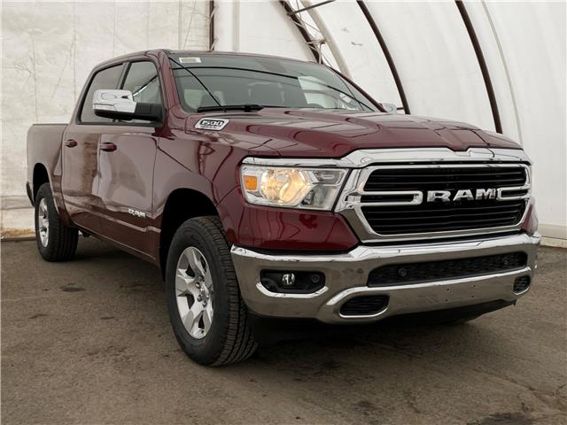 2021 RAM 1500 Big Horn (Stk: 210244) in Ottawa - Image 1 of 41