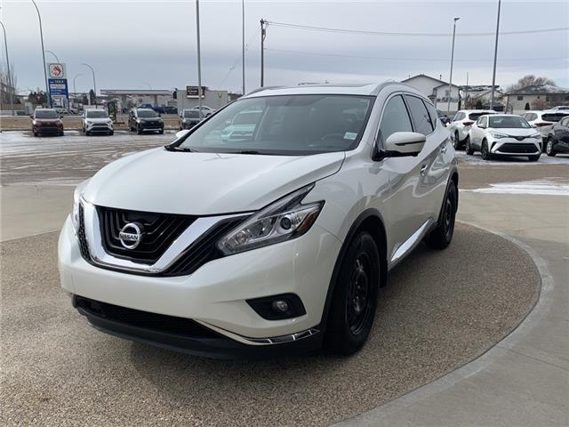 2016 Nissan Murano Platinum (Stk: P1482A) in Medicine Hat - Image 1 of 24