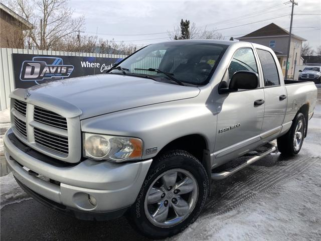 2004 Dodge Ram 1500 SLT/Laramie (Stk: 6315) in Fort Macleod - Image 1 of 17