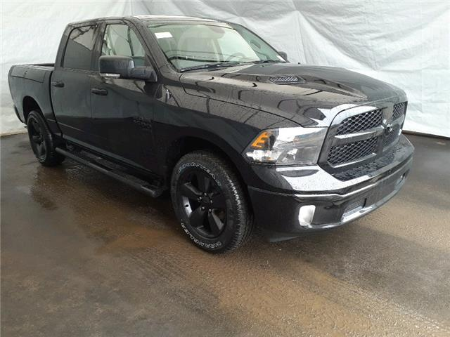 2021 RAM 1500 Classic SLT (Stk: 211232) in Thunder Bay - Image 1 of 17