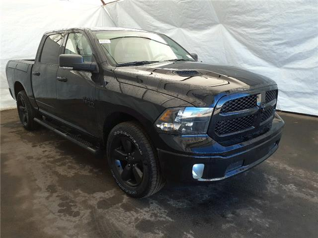 2021 RAM 1500 Classic SLT (Stk: 211288) in Thunder Bay - Image 1 of 16