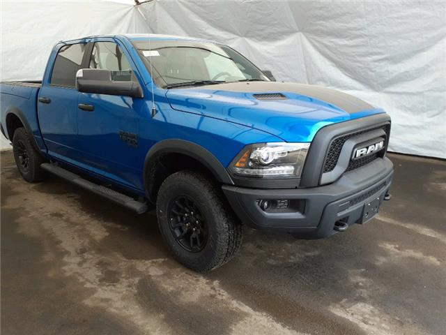 2021 RAM 1500 Classic SLT (Stk: 211279) in Thunder Bay - Image 1 of 17