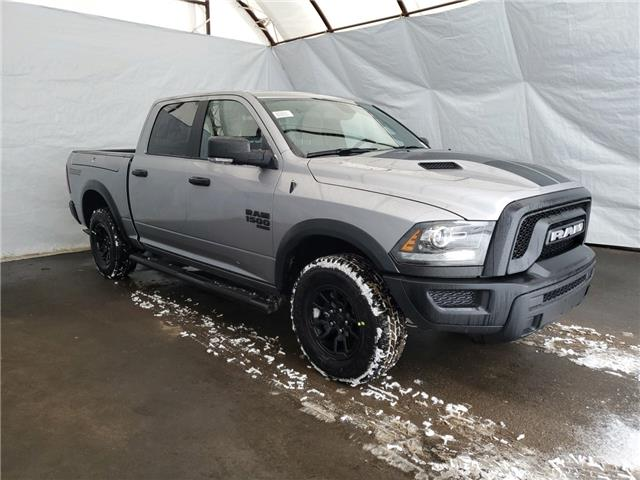 2021 RAM 1500 Classic SLT (Stk: 211224) in Thunder Bay - Image 1 of 16