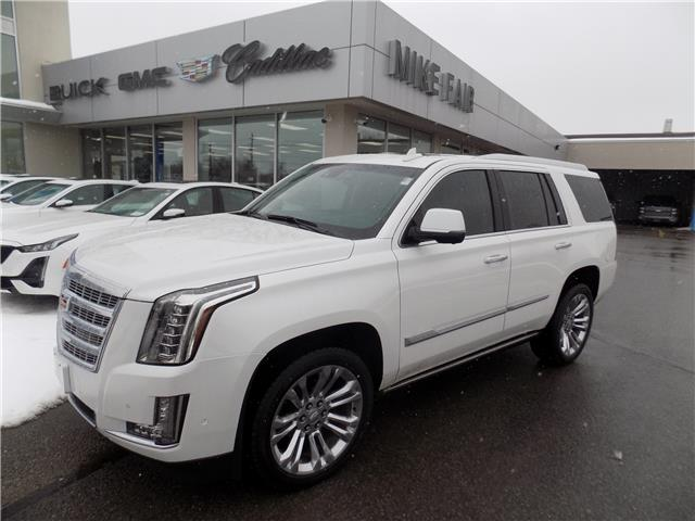 2020 Cadillac Escalade Premium Luxury (Stk: P4308) in Smiths Falls - Image 1 of 17